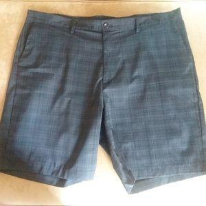 Chaps Ralph Lauren Plaid Golf Shorts Sz 42